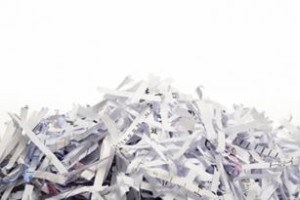 pappershredding